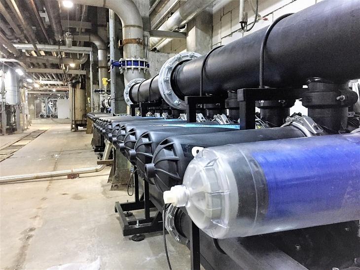 Дисковые фильтры Azud со склада в Москве